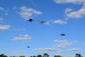 hobby drones take flight