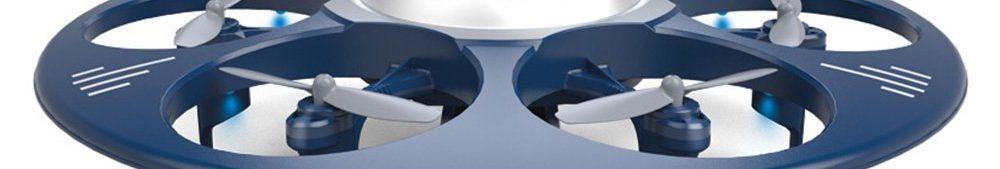 Babrit U845 Wifi 2.4GHZ UFO RC Aircraft Remote Control Drone