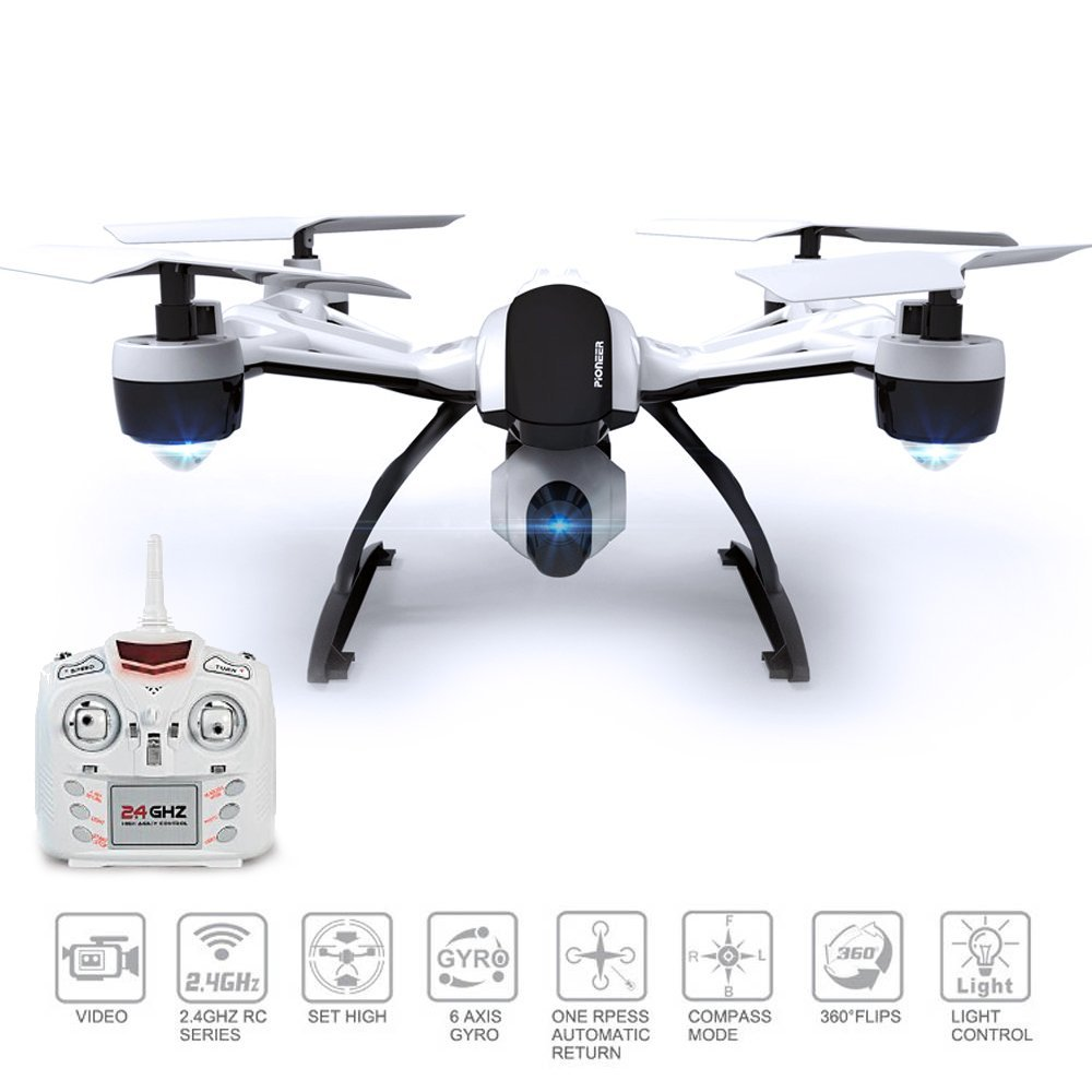509V Quadcopter RC Drones Helicopter