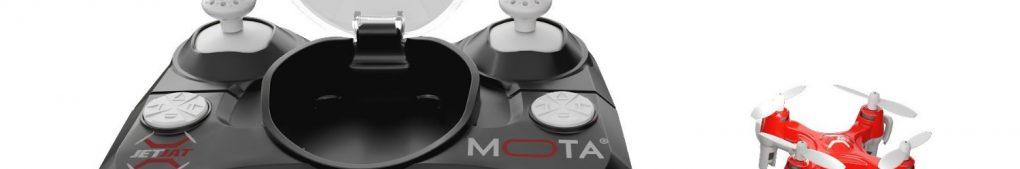 MOTA JETJAT Nano Drone Quadcopter Controlle