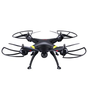 Cheerwing Syma X8W FPV Real-time 2.4Ghz 4ch 6 Axis Gyro Headless RC Quadcopter Drone