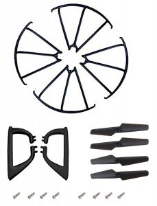 Holy Stone® Main Blades Propellers Spare Part for X400 Quadcopter