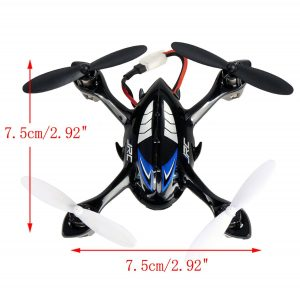 Voomall JJRC H6C 2.4GHz 4CH 6-Axis Gyro