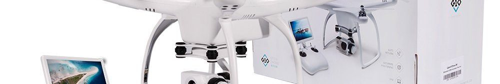 UPair Drone with 4K Camera