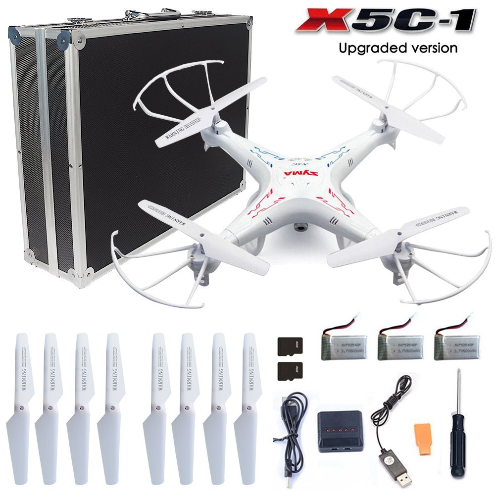 Syma X5C-1 RC Quadcopter