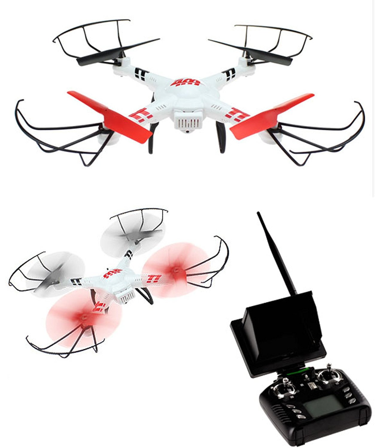 Voomall JJRC V686G 5.8G 4CH 6-Axis Drone