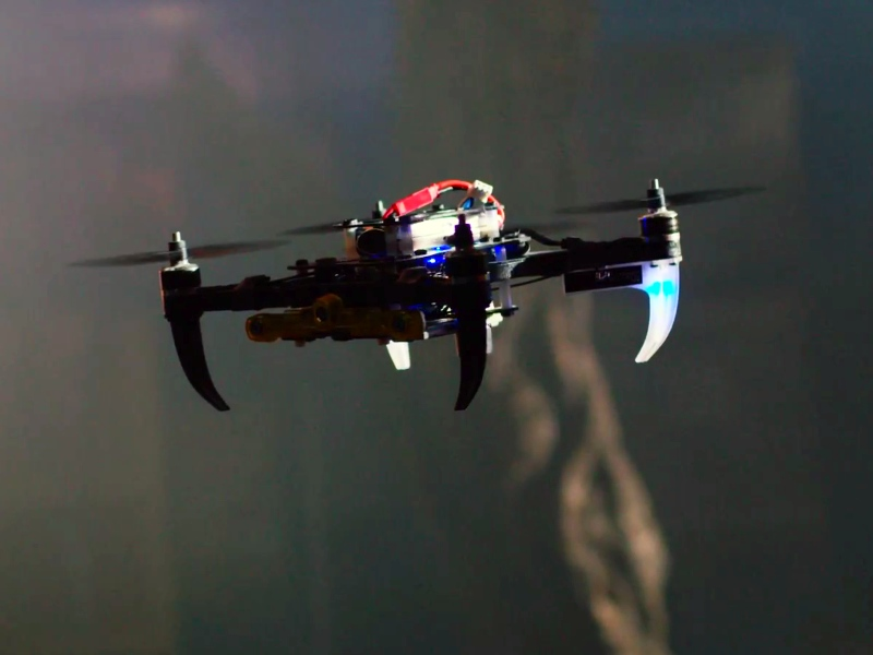 Flying Video Drone