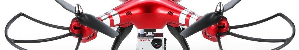 Syma X8H Quadcopter