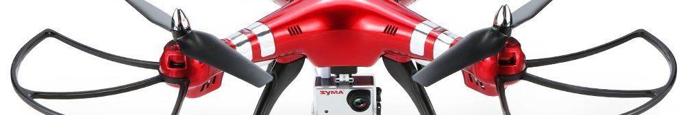 Syma X8H Quadcopter
