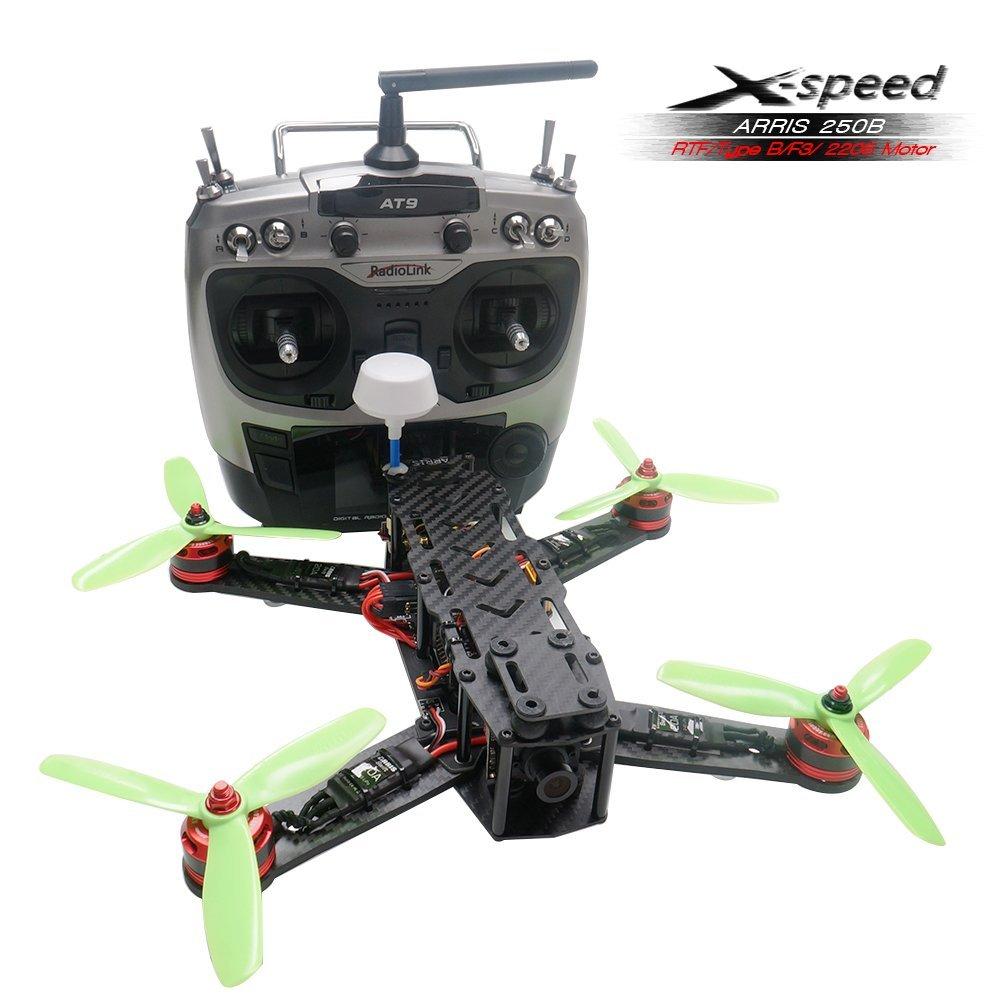 ARRIS X-Speed 250B 250mm Quadcopter Racer