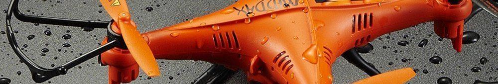 GPTOYS Waterproof Quadcopter