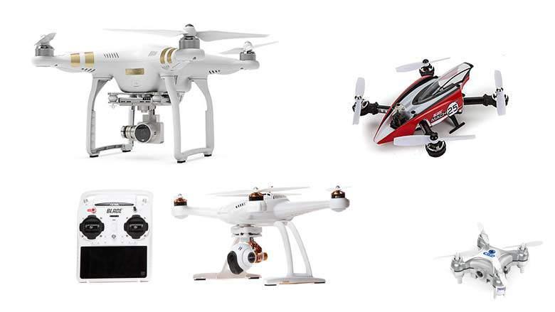 Top Notch Drones