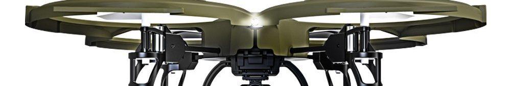 Kolibri U818A Wi-Fi Discovery Delta-Recon