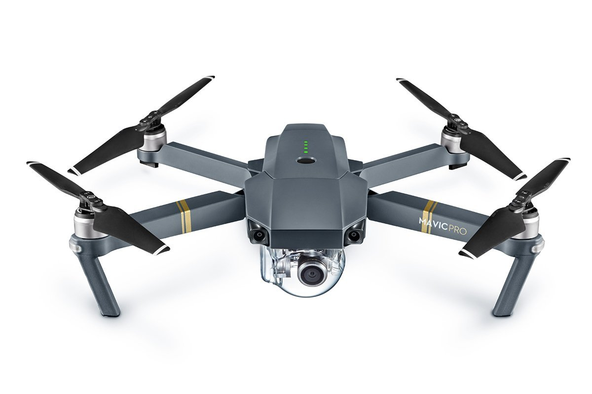 DJI Mavic Pro Collapsible Quadcopte