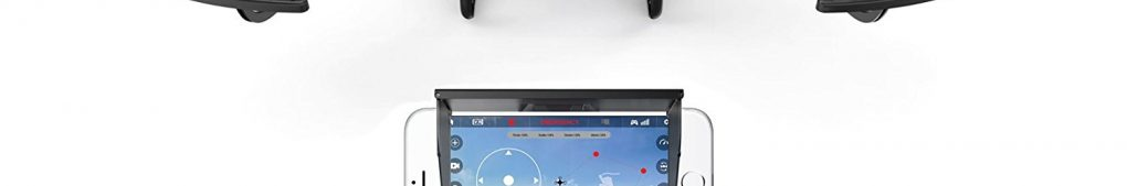U45 Blue Jay WiFi FPV Quadcopter Drone