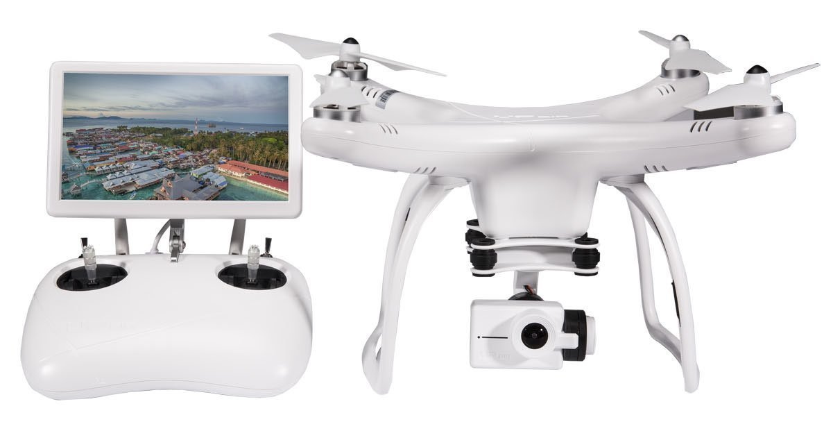 UPair 2.7K Video Camera Drone