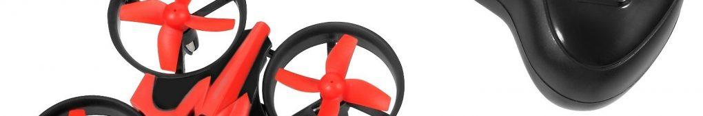 NIHUI Mini Quadcopter Drone