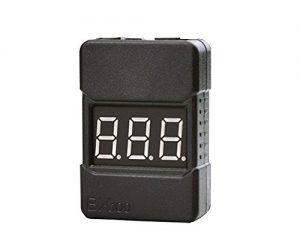 Lipo Battery Low Voltage Tester Checker