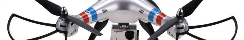 Syma X8G 2.4g 4ch 6 Axis Gyro