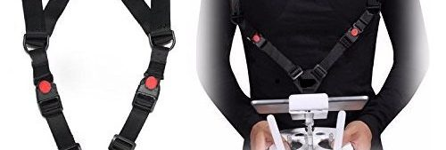 Remote Strap Lanyard Harness System