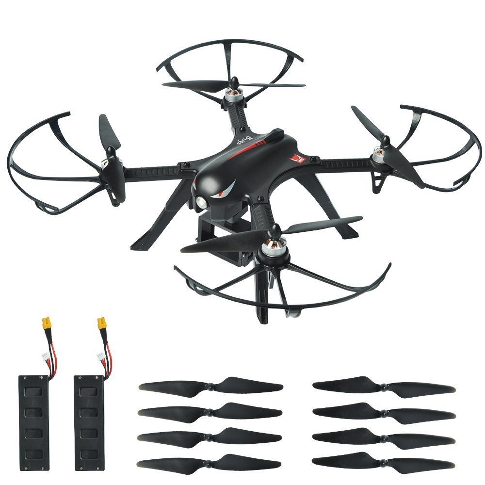 MYSTERYSTONE RC Quadcopter Bugs3
