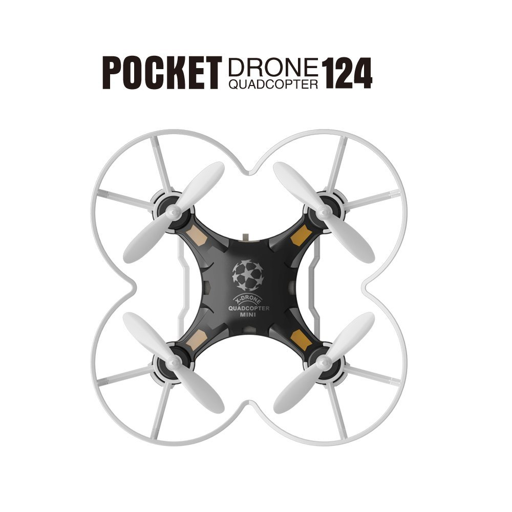 FQ777 124 Micro Pocket Drone