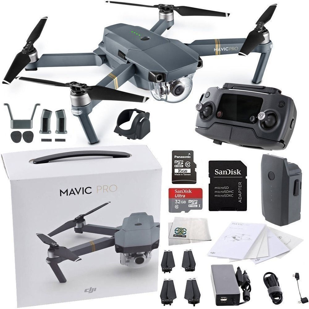 DJI Mavic Pro Collapsible Quadcopter